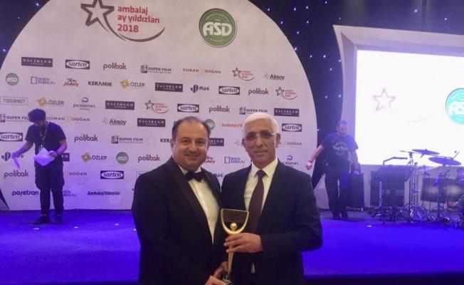 Marmarabirlik'in AR-GE çalışmalarına 'altın derece' ödülü