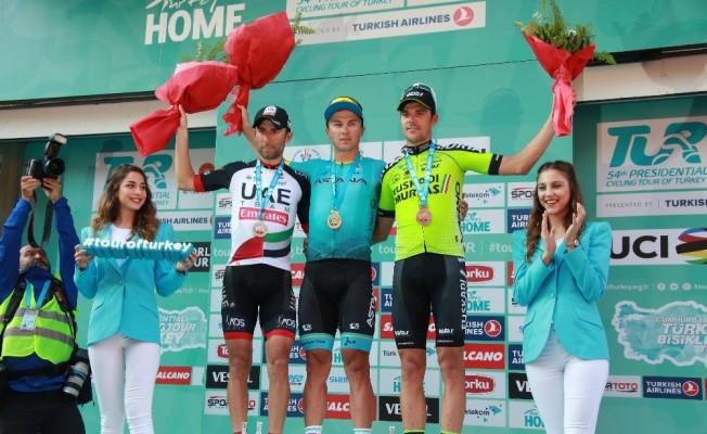 Marmaris - Selçuk Etabını, Alexey Lutsenko kazandı