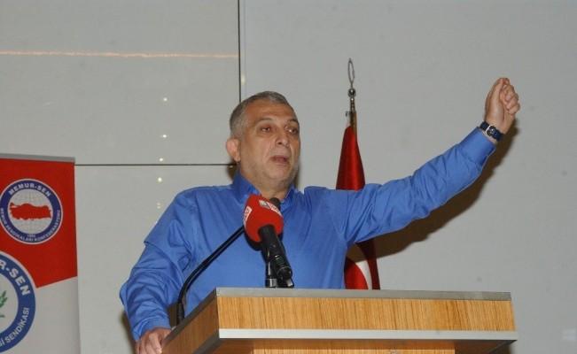 """Metin Külünk: """"Yeni dünya düzeni ya kriz ya da savaş getirecek"""""""