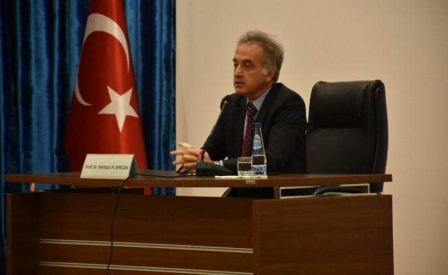 """Muş'ta """"Osmanlının Kurucu Ataları: Ertuğrul Gazi ve Osman Bey"""" semineri"""