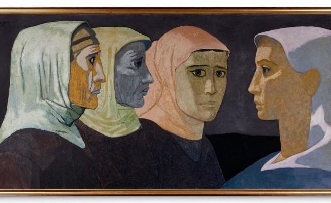 Nuri İyem'in başyapıt eseri 500 bin TL'ye satıldı