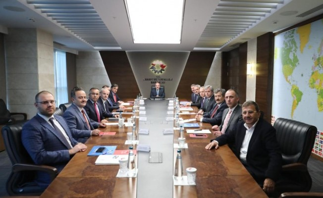 Sanayi Bakanı Varank'a Karabük, Zonguldak ve Bartın çıkarması