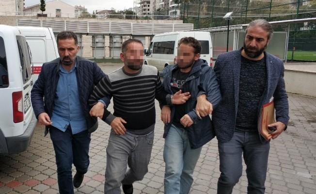 Silahlı saldırıya 3 tutuklama
