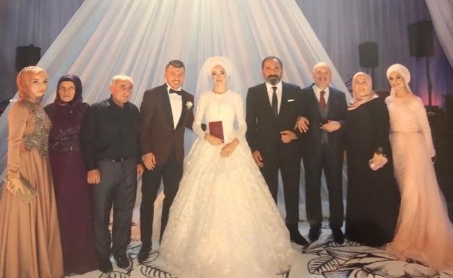 Sivasspor'un kaptanı Ziya Erdal evlendi