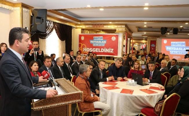 Sivas'ta 'Eğitim Paydaşları Çalıştayı' başladı