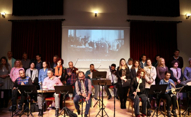 Tarihi Türk Ocağı binasından yine musiki yükselecek