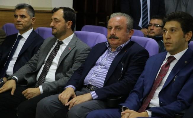 TBMM Başkanvekili Mustafa Şentop, Tekirdağ'da