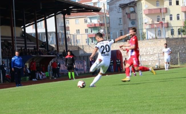 TFF 2. Lig: Niğde Anadolu FK: 1 - Kastamonuspor 1966: 2