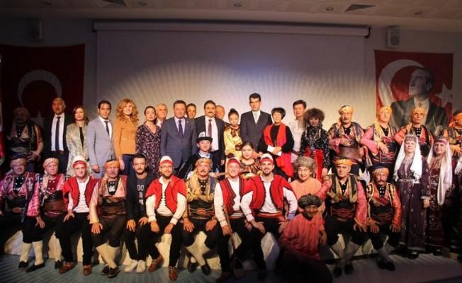 Türk Dünyasının Başkenti Ankara Konserleri Çamlıdere'de yapıldı