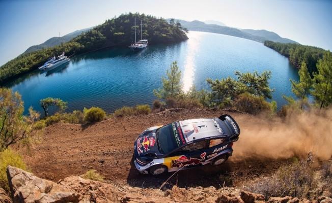 Türkiye Rallisi 11'inci yarış olarak 2019 WRC takviminde