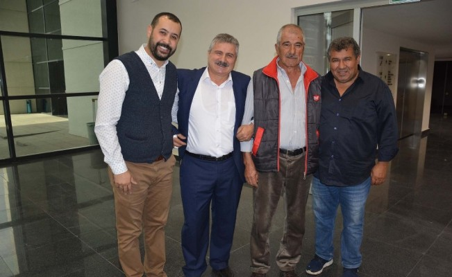 Uşak'ın Saklı Türküleri Müzik Projesinde seslendirildi