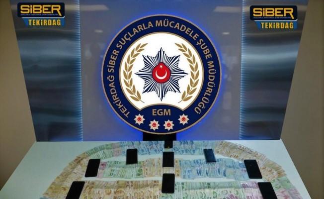 Yasadışı bahis operasyonu: 6 kişi yakalandı