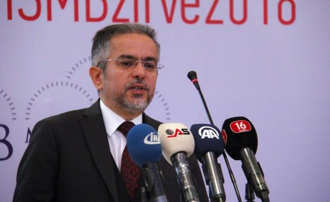 """""""Yerli Sanayi ve Teknoloji Zirvesi"""" Bursa'da başladı"""