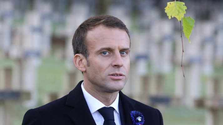 Macron'a suikast önlendi!