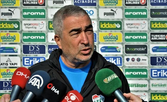 """Samet Aybaba: """"Kasımpaşa maçını kayıpsız geçmek istiyoruz"""""""