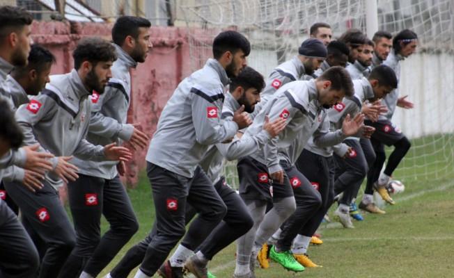 Adanaspor'da Altınordu maçı hazırlıkları