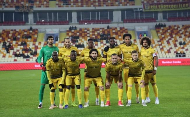 Ziraat Türkiye Kupası: E. Yeni Malatyaspor: 0 - Etimesgut Belediyespor: 0 (İlk yarı)
