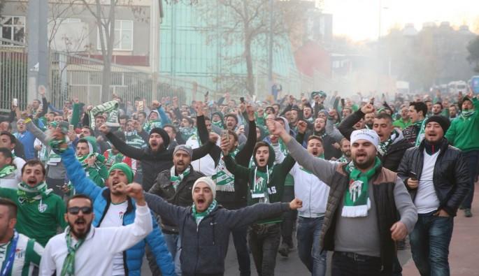 Beşiktaş Bursaspor maçından notlar