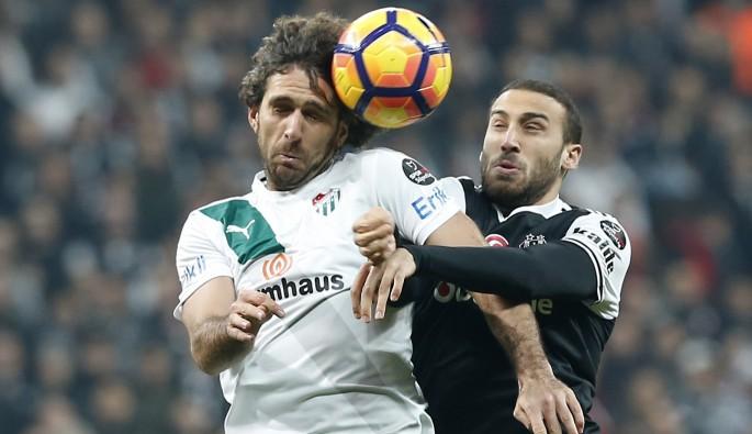 Beşiktaş: 2 - Bursaspor: 1