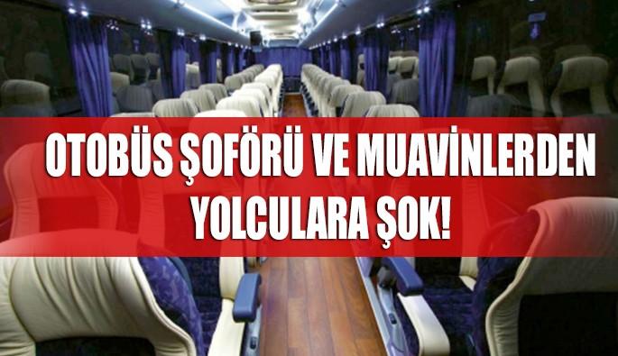 Dinlenme tesislerinde yolcu otobüslerinden hırsızlık!