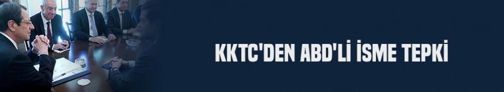 KKTC'den ABD'li isme tepki