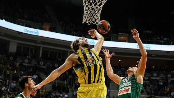 Fenerbahçe'nin konuğu Zalgiris
