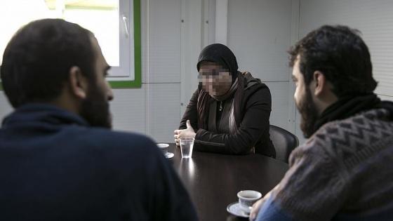 Suriyeli kadın hücrede geçen 7 ayını unutamıyor