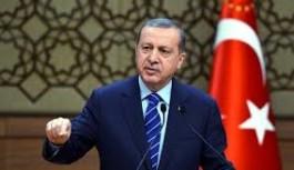 """Cumhurbaşkanı Erdoğan """"İftiralar ile bir yere varılmaz"""""""