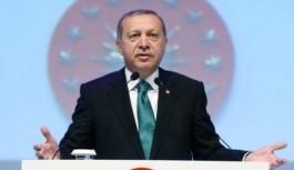Cumhurbaşkanı Erdoğan'dan öğrencilere müjde