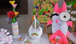 Bursa origami yarışmalarının kazananlarını belirledi
