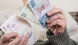 Emekliye toplu para imkanı