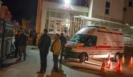 Saldırıdan kurtulan polis memuru kalbine yenik düştü