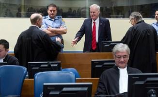 'Bosna Kasabı' Mladiç'e müebbet!