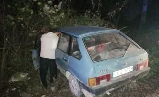Bursa'da akılalmaz kaza! 2 kişi yaralı