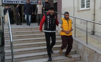 Bursa'da 3 zehir taciri gözaltında