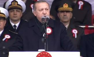 """Cumhurbaşkanı Erdoğan:  """"Bu ordu sadece ve sadece Türkiye'nin ordusudur''"""