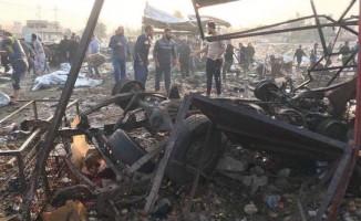 Irak'taki saldırıda ölü sayısı yükseliyor