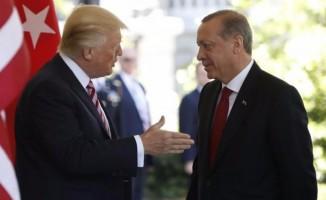 Kritik görüşme sonrası Trump'tan peş peşe Erdoğan tweetleri
