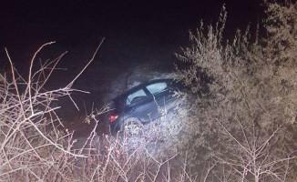 Aynı yolda ikinci kaza: 2 yaralı