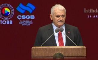"""Başbakan Yıldırım: """"Türkiye'nin yarınları bugünden daha güzel olacaktır"""""""