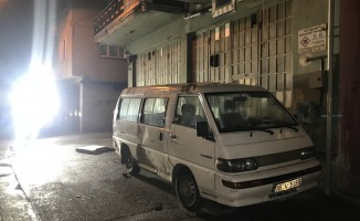 Bursa'da Suriyelilerin yaşadığı eve molotoflu saldırı