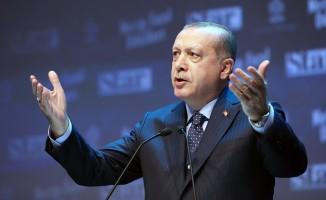 """Cumhurbaşkanı Erdoğan: """"Kudüs giderse Medine'yi koruyamayız"""""""