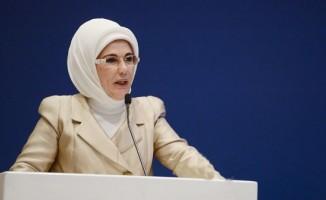 """Emine Erdoğan: """"Bu eserlere sahip çıkmak boynumuzun borcu"""""""