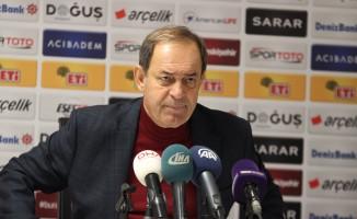 """Eskişehirspor Teknik Direktörü Yücel İldiz:""""Böyle açık farklı skorlar zaman zaman olabiliyor"""""""