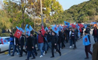 Türk Metal'den yürüyüş eylemi