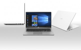 Yeni LG gram PC