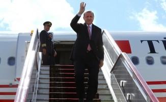 Cumhurbaşkanı Erdoğan'ın yoğun diplomasi trafiği
