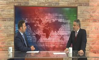 Ayhan Salman'dan Sancaktar Medya'ya ziyaret