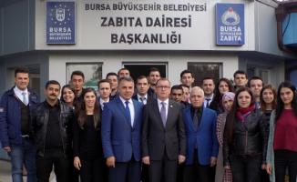 Bursa Büyükşehir Belediyesi Zabıta Daire Başkanı görevinden alındı!
