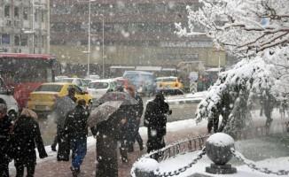 Bursa için beklenen kar yağışı açıklaması geldi